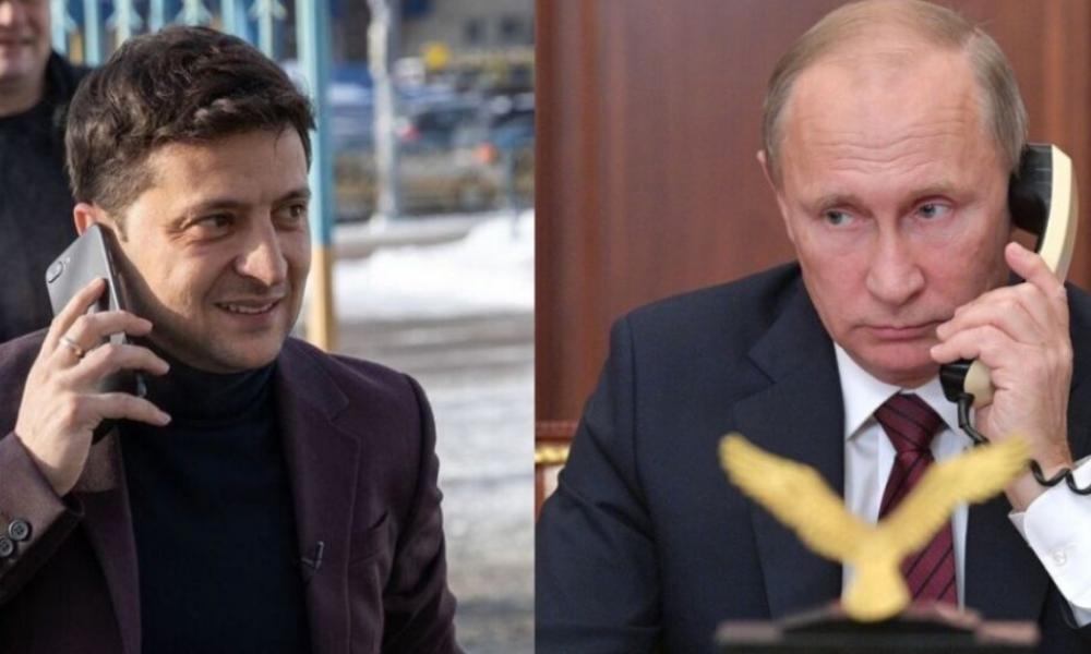 После звонка Путину! Это уже произошло — украинцы потрясены. Зеленскому удалось — иначе он не мог!