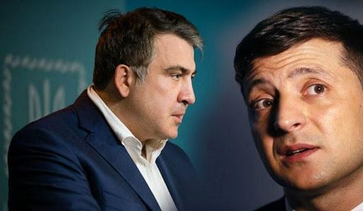 «Государство за это «отгребает»: У Зеленского резко прошлись по Саакашвили. «Не представляет Украину «