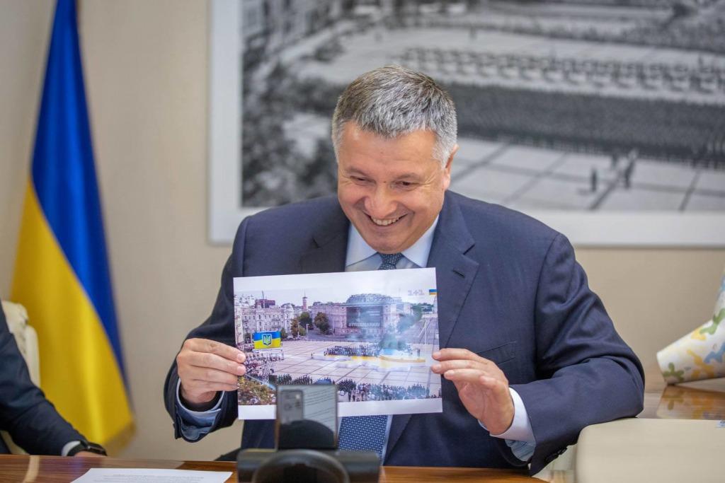 Аваков отчитался! Шанс на освобождение еще: будет апелляция. Судят не Маркива, а Украину