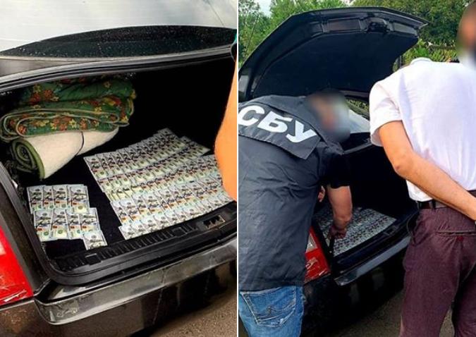 Со взяткой в 8 тысяч долларов. Полковника полиции задержали на попытке «подзаработать». Разоблачили «на горячем»