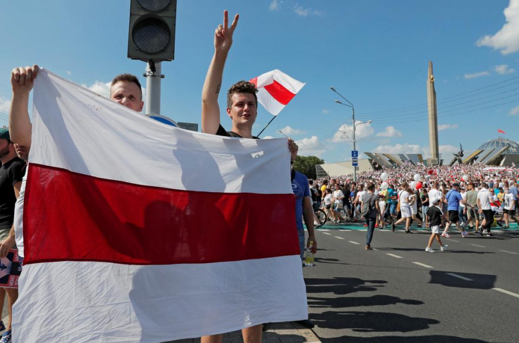 «Нас все это уже достало!» Участница митинга в Беларуси шокировала деталамя: «не видно конца»