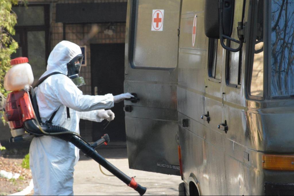 На Харьковщине резко увеличилось количество больных коронавирусом. Реанимация переполнена. В ОГА сделали заявление