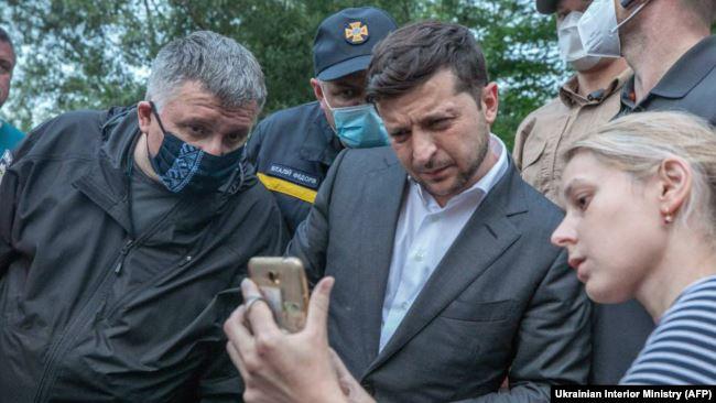 Я здесь президент! Аваков в шоке — Зеленский наконец сделал это. Страна гудит — все понял