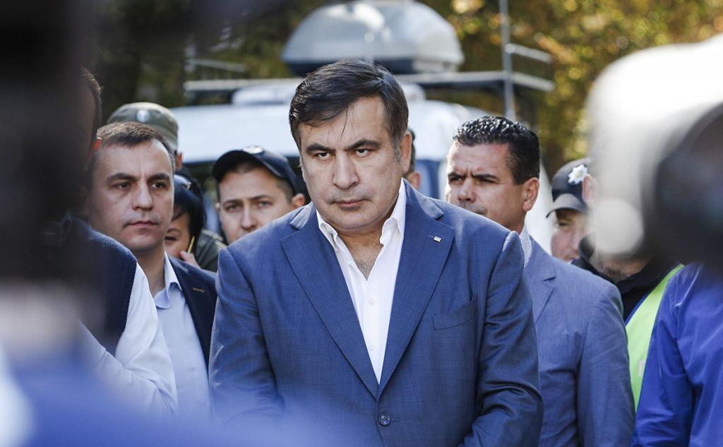 Саакашвили — всё! Его ждет тюрьма, задержание неизбежно: только что это прозвучало
