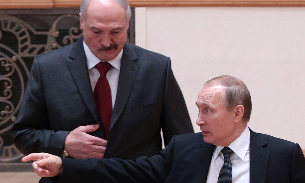 Сразу после разговора с Путиным! Лукашенко — все, подпишут это. Белорусы в шоке — тайный документ слили