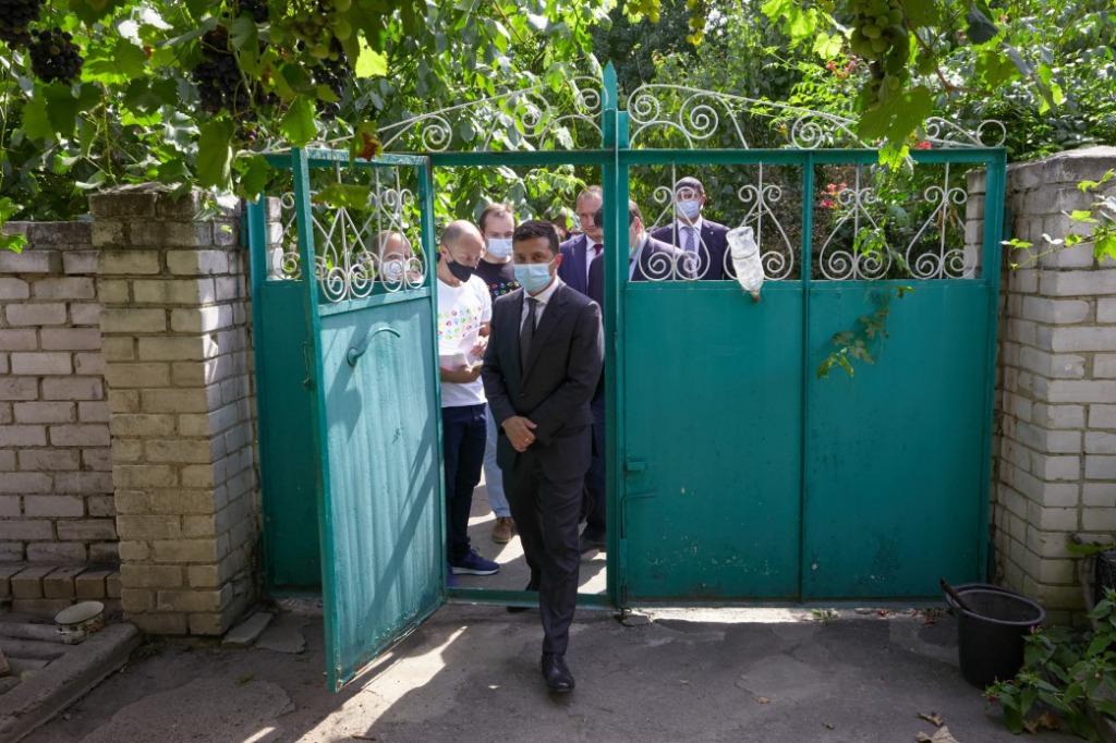 Только что! Зеленский сделал резонансное заявление: не допустит уничтожения сел. Нужно реформировать!