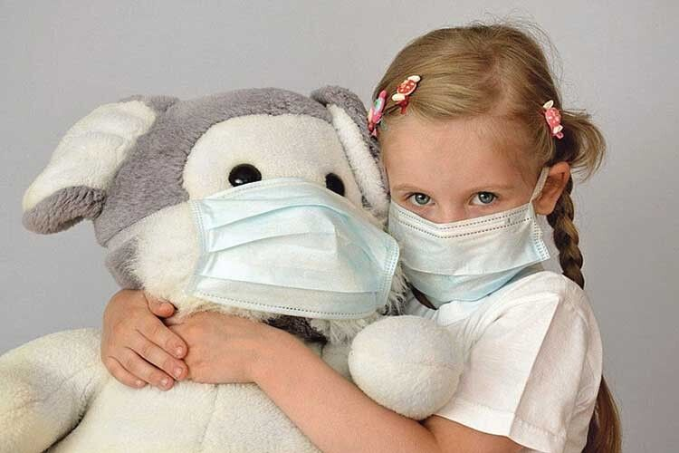 Количество возросло втрое. В регионе зафиксировали вспышку коронавируса среди детей: всего за две недели