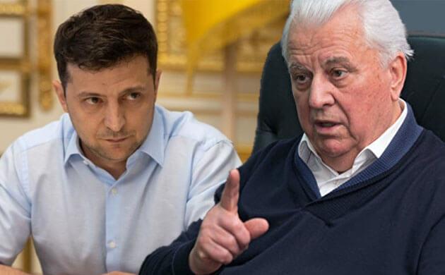«Мощная группа» Зеленский объяснил громкое назначение Кравчука, получил авторитет. «Нет других причин»