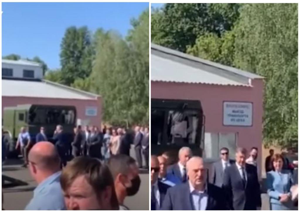 Срочно! Пришел с охраной. У Лукашенко сдали нервы — «визжит и угрожает». Такого унизительного турне еще не было!