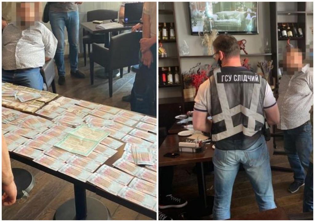 «С конфискацией имущества!» Скандальный чиновник попался. Прямо в ресторане. Спецоперация СБУ — лицом вниз