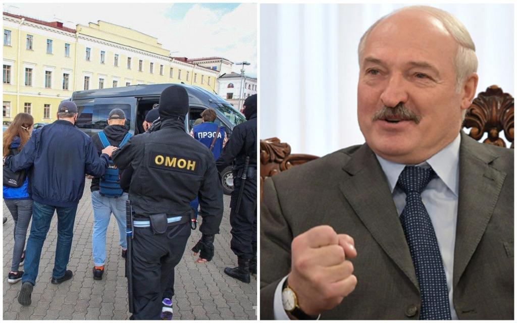Начали задерживать! Прямо в центре Минска: Лукашенко будет доволен