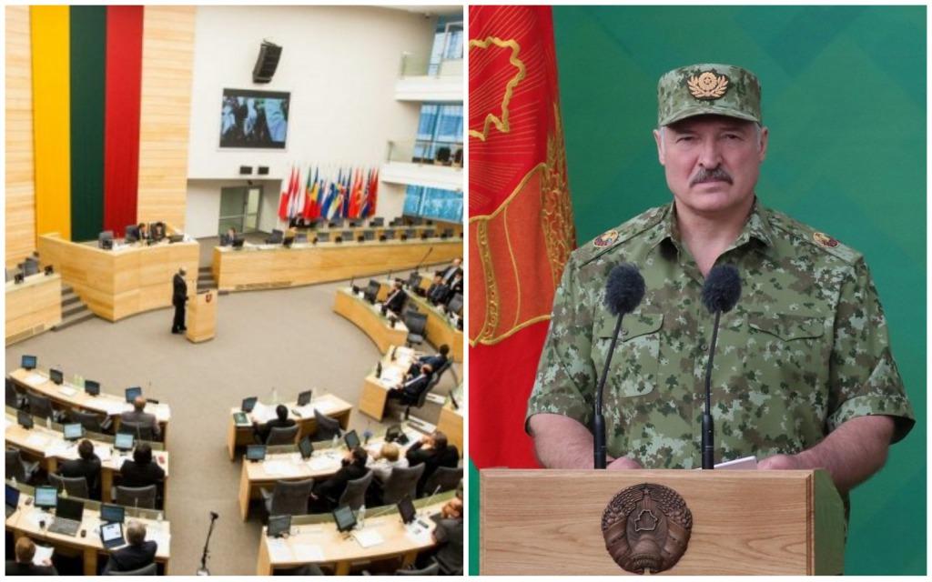 Только что! Литва жестко ответила Лукашенко: «его поступки неадекватны». На Западе шокированы