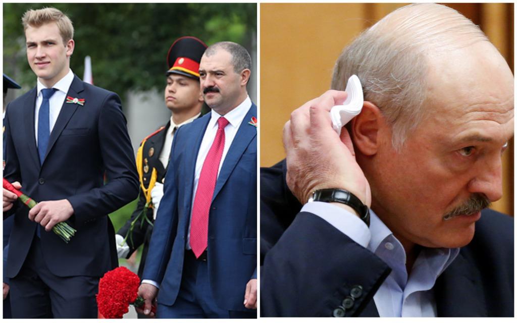 Только что! Сын Лукашенко сделал шокирующее заявление, сам пришел к ним: разгорелся мощный скандал. Бацька не ожидал