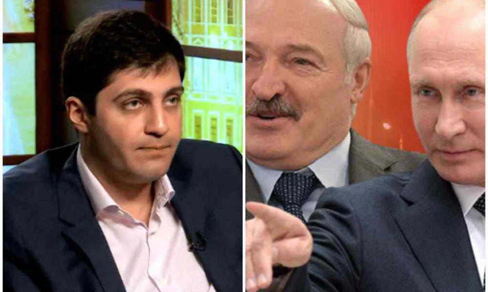 «Уже всем надоел»: Сакварелидзе вмазал — Лукашенко и не снилось. Эти слова подняли страну