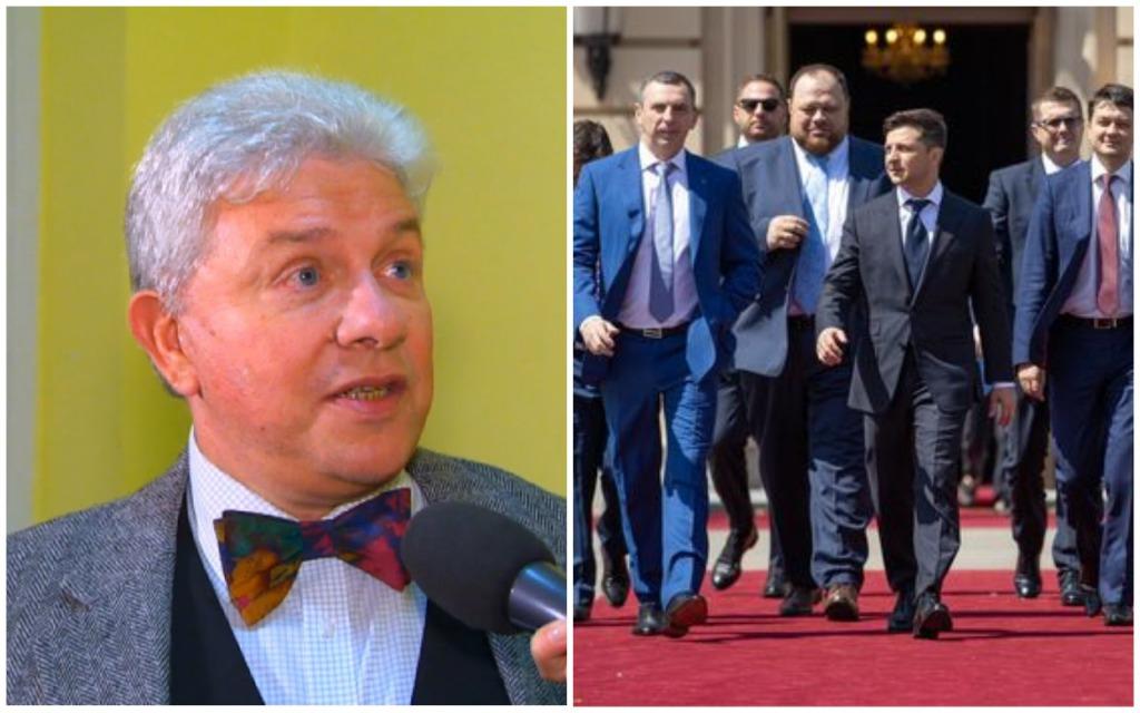 Скандал! Комика в мэры Одессы — в «Слуге народа» уже приняли решение. Зеленский приехал лично
