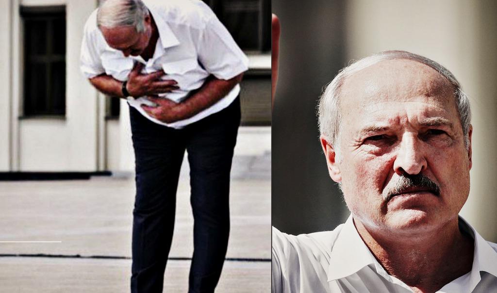 У всех на глазах! Лукашенко упал «на колени», таким его еще не видели — крики слышала вся площадь: шокирующая новость