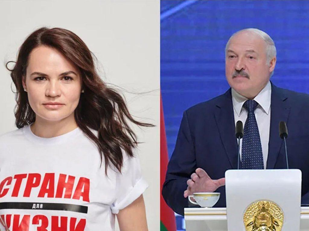 Тихановская проводит параллельное голосования: уже есть первые результаты. Лукашенко — аут