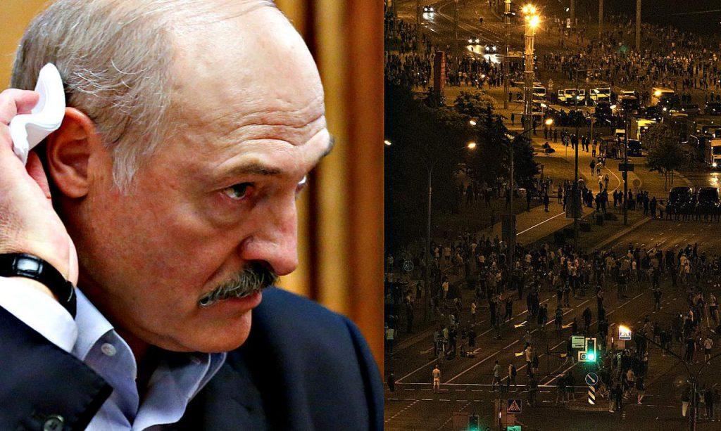 «Нам не нужна война». У Лукашенко решили уступить: прекратите самоуничтожения. Взял ответственность за травмированных
