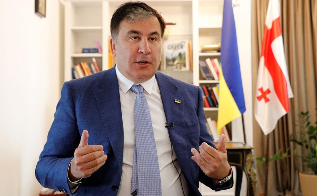Саакашвили шокировал заявлением: он остается. Планы на выборы в Грузии не отменяет