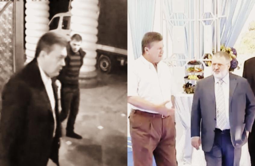 Янукович в шоке! Только что «накрыли на острове» — показали всех. Страна гудит — облава на олигархов