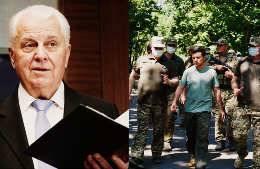 Ворвался в кабинет! Стоял крик — только что Кравчук поразил украинцев. На это все давно ждали, даже Зеленский