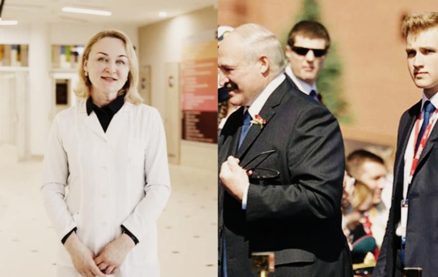 Мама-врач Коли шокировала всю страну! Ее убрали – Лукашенко в панике, все услышали, ему не долго осталось