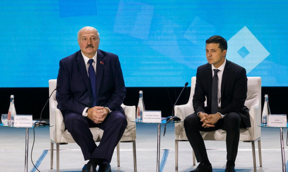 Только что! Жуткое утро — Зеленский добил Лукашенко. Это слышали все — белорусы аплодируют, ему конец