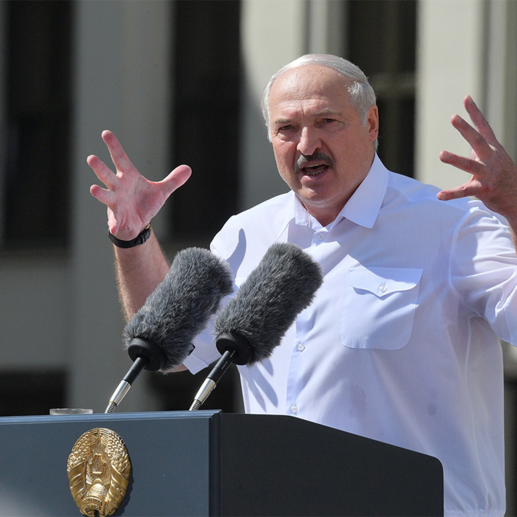 Общенациональная забастовка. Лукашенко не дали выступить. Что происходит в Беларуси сейчас?
