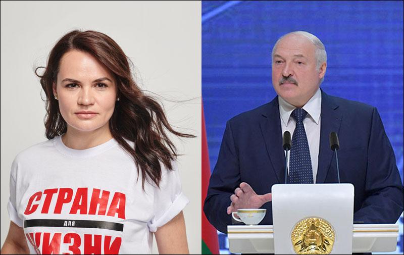 Только что! Тихановська обратилась к Западу. Размазала Лукашенко: потерял легитимность.