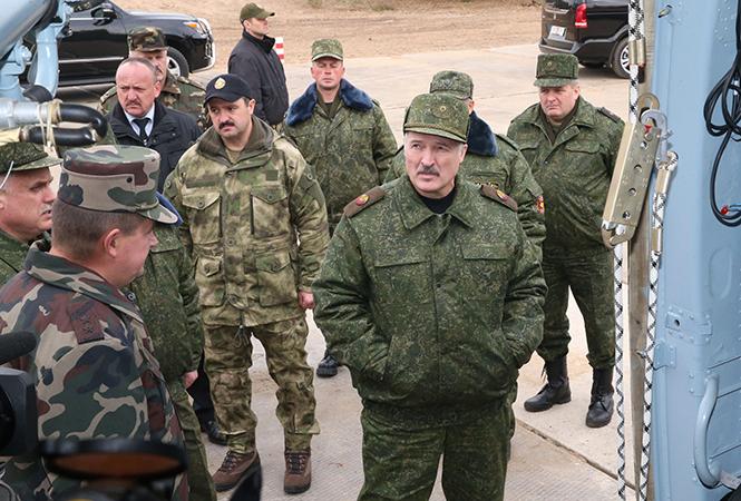 Только что! Лукашенко издал срочный указ, они уже там. Страна замерла — поднял половину армии