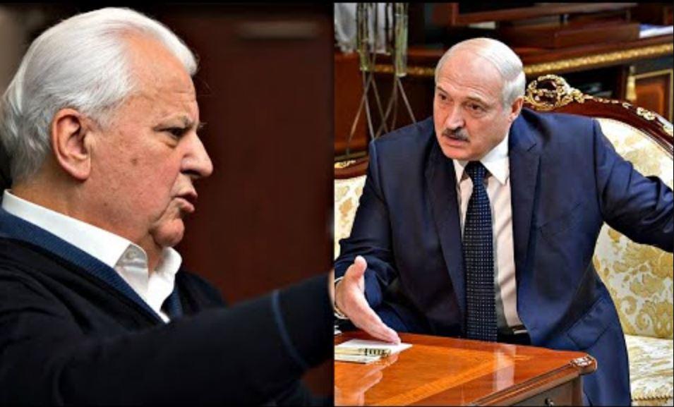 Только что! Кравчук выпалил правду: такого Лукашенко еще никто не говорил. Впервые за 26 лет