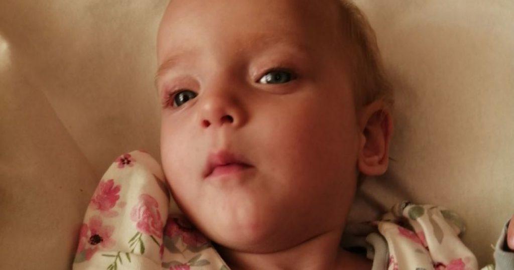 «Стала новорожденной с букетом страшных диагнозов». Катеринка требует длительной и дорогостоящей реабилитации