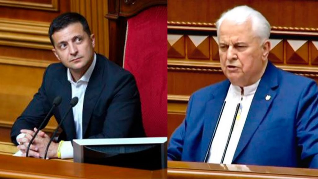 Только что! Громкая отставка — он уже там. Кравчук не ожидал: документ подписан. Зеленский — должен!