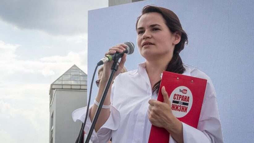 «Скоро все изменится». Оппозиция поразила предупреждением о Беларуси, не следует придерживаться. «Собственный путь»