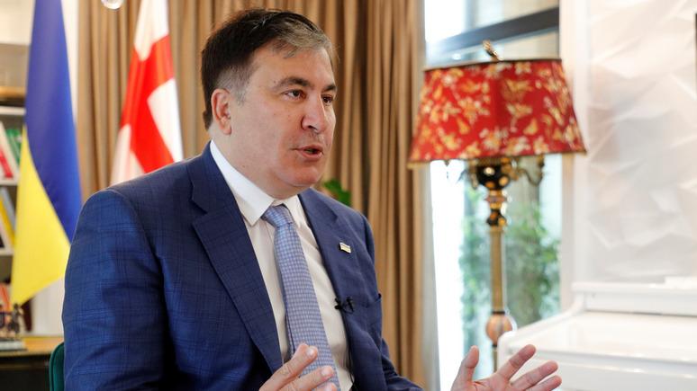 После перерыва! Саакашвили выпалил шокирующее заявление, уже все готово. Берется за изменения — «коррупции не останется»