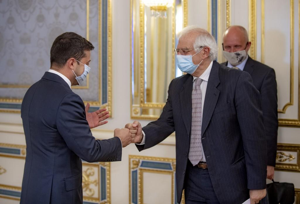 Срочно! Судьбоносная встреча в Киеве — он приехал. Зеленский сообщил — реформа будет