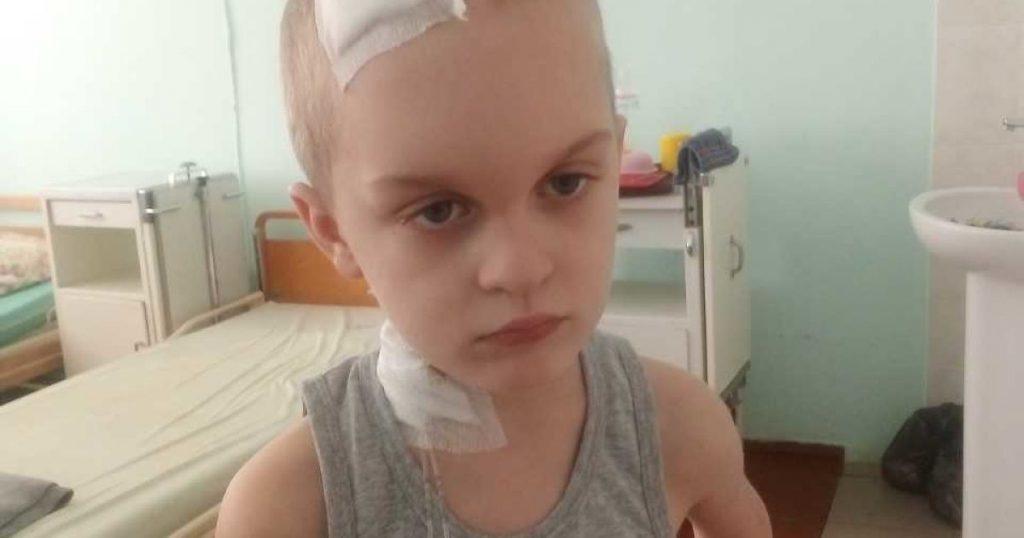 Егор хочет избавиться от рака. Помогите ему побороть болезнь!