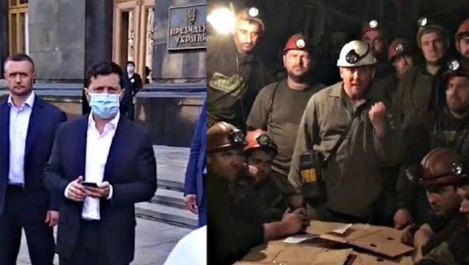 Подземный протест! В родном городе Зеленского произошло страшное. Президенту экстренно донесли — кадровые чистки