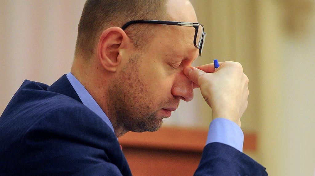 «Просто в сердце столицы!»: Всплыла шокирующая правда о Яценюке. Никто и не подозревал — есть доказательства!