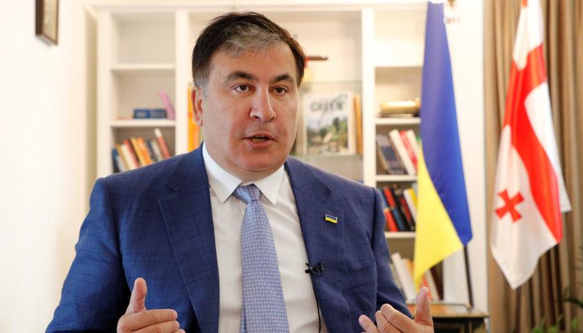 Зеленский в шоке! Саакашвили сделал это, скандальная встреча у него за спиной. «Могу обсуждать с кем угодно»