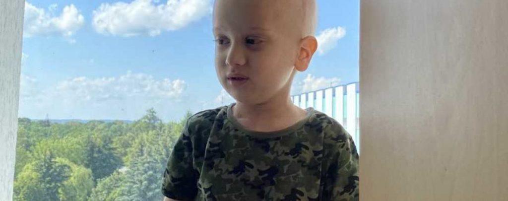 Шесть химиотерапий и одна неудачная операция. Опухоль в голове не дает Максимке жить. Он нуждается в помощи