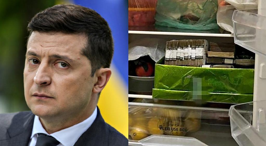 Только что! Сказочный улов, такого «цирка» в Украине еще не было: коробка набитая деньгами. «На горячем»