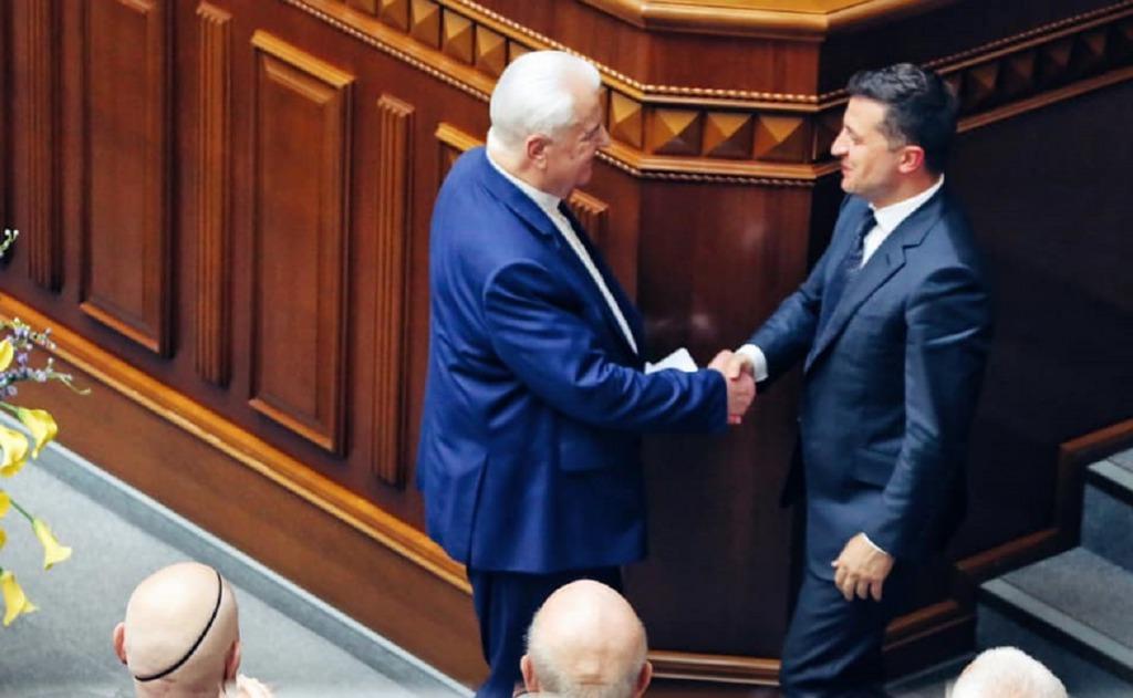Первые результаты заседания ТКГ. Кравчуку это удалось: задействуют все механизмы. Зеленский будет доволен