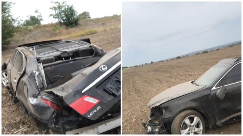 «Взлетел в кювет и авто перевернулось несколько раз»: Звезда «Танцев со звездами» попал в жуткую аварию под Киевом