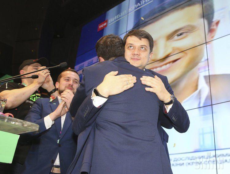 «Будущий президент!»: Разумков собирает свою команду — наращивает «связи». Зеленский не ожидал. На Банковой в шоке!