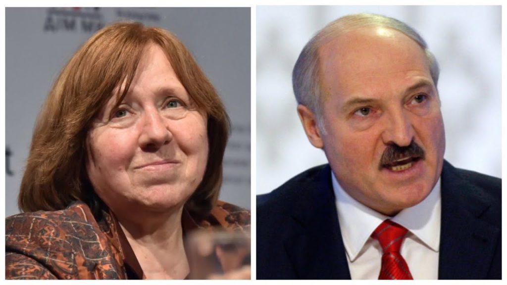 Только что! Она уехала из страны — Лукашенко победил. Алексиевич удивила поступком — Батька не ожидал