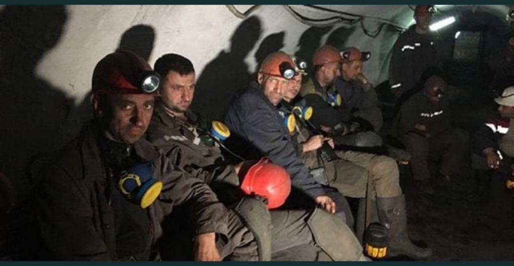 Срочно! Около 150 шахтеров уже 17 сутки под землей: решения до сих пор нет. Преследования участников протестов. Конфликт «будут решать»