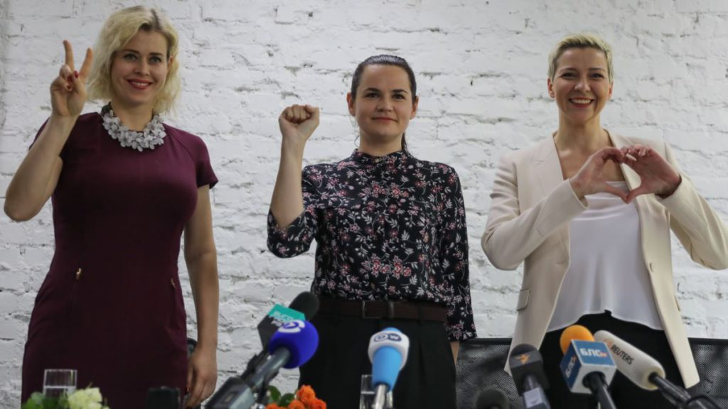 Она сказала это: резонансное заявление шокировало всех. Свобода того стоит! Четкий сигнал для Лукашенко