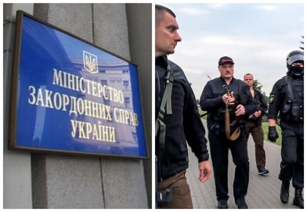 Угроза для Украины! В МИД сделали шокирующее заявление: Лукашенко сделал выбор. Четкий сигнал для Бацьки