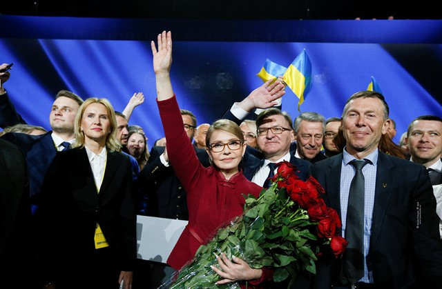 В начале 2021! Тимошенко решилась на отчаянный шаг. Пойдет — с высоко поднятой головой. Шок!